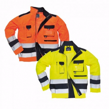 Portwest hi-vis jacket TX50